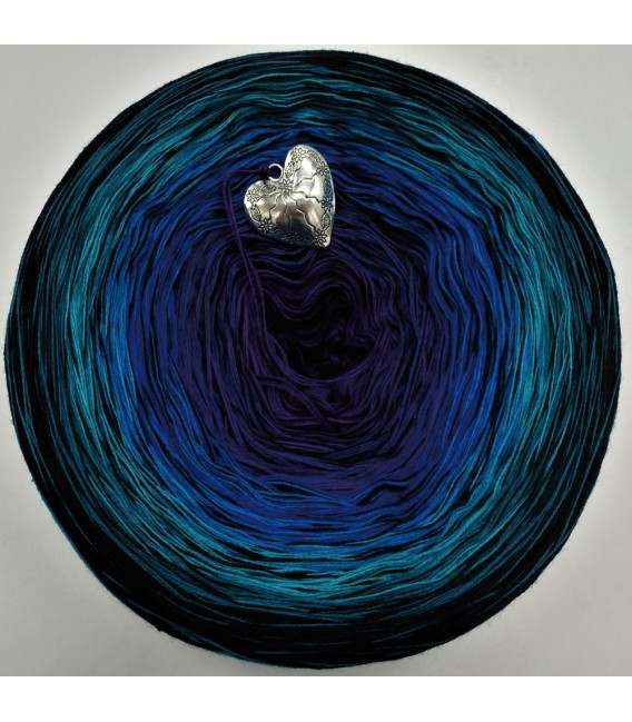 Cool Water - Farbverlaufsgarn 4-fädig - Bild 7