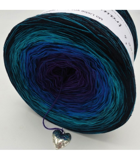 Cool Water - 4 ply gradient yarn - image 9
