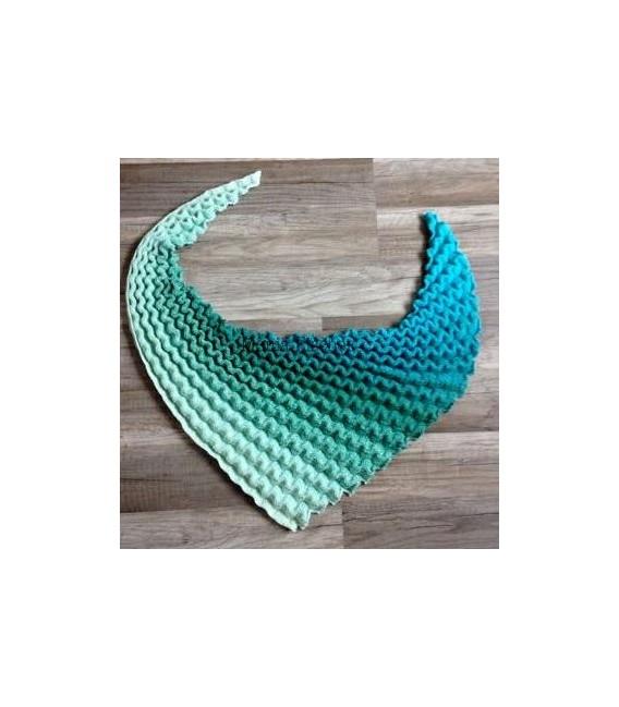 Offenes Meer (Open sea) - 4 ply gradient yarn - image 12