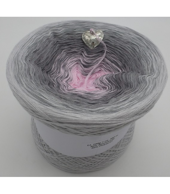 Silberschweif (Queue d'argent) - Couleur à l'intérieur au choix - 4 fils de gradient filamenteux - Photo 2