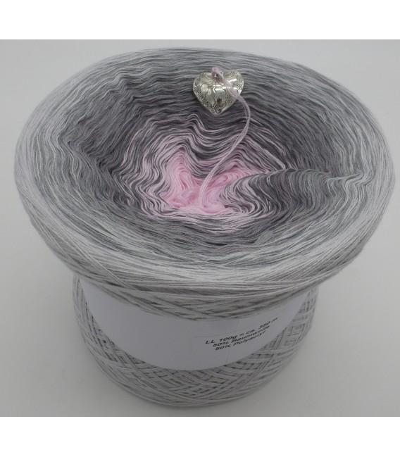 Silberschweif - Farbe Innen nach Wahl - Farbverlaufsgarn 4-fädig - Bild 2