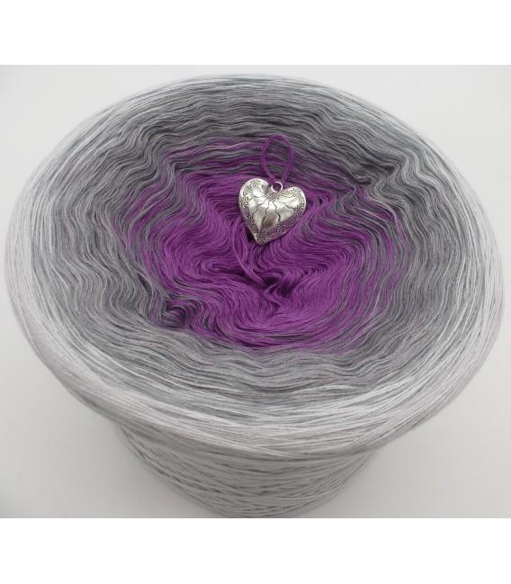 Silberschweif (Queue d'argent) - Couleur à l'intérieur au choix - 4 fils de gradient filamenteux - Photo 7