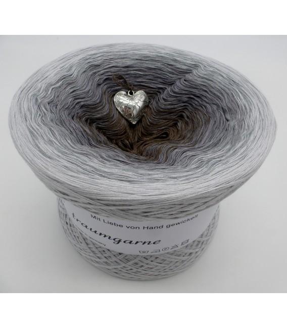 Silberschweif (Queue d'argent) - Couleur à l'intérieur au choix - 4 fils de gradient filamenteux - Photo 9