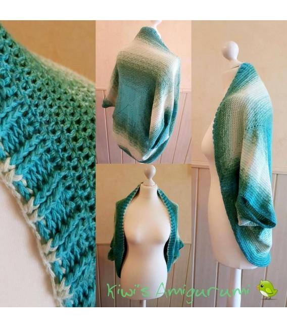 Offenes Meer (Open sea) - 4 ply gradient yarn - image 14