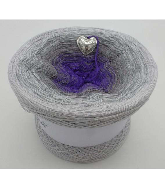 Silberschweif (Queue d'argent) - Couleur à l'intérieur au choix - 4 fils de gradient filamenteux - Photo 12
