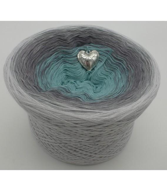 Silberschweif (Queue d'argent) - Couleur à l'intérieur au choix - 4 fils de gradient filamenteux - Photo 13