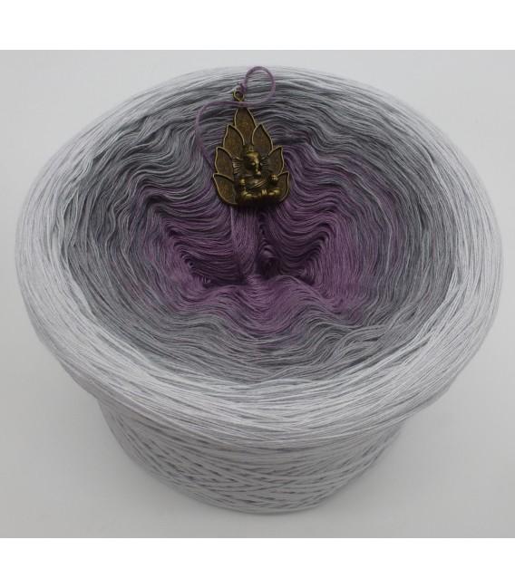 Silberschweif (Queue d'argent) - Couleur à l'intérieur au choix - 4 fils de gradient filamenteux - Photo 14