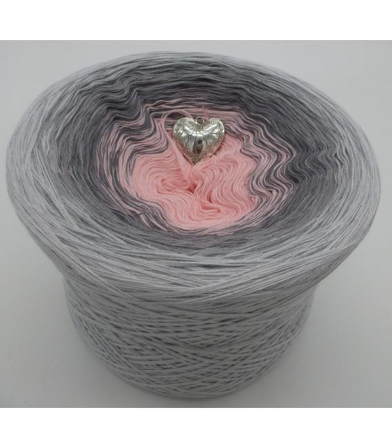 Silberschweif (Queue d'argent) - Couleur à l'intérieur au choix - 4 fils de gradient filamenteux - Photo 15