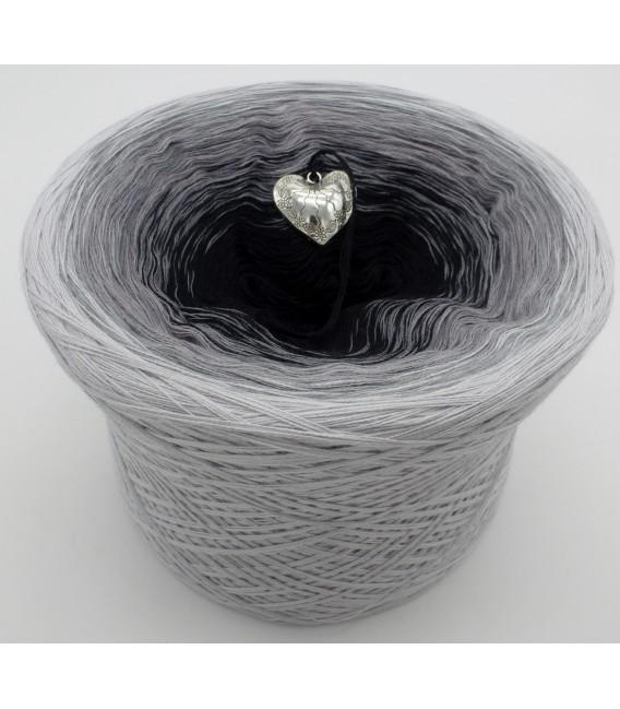 Silberschweif (Queue d'argent) - Couleur à l'intérieur au choix - 4 fils de gradient filamenteux - Photo 18