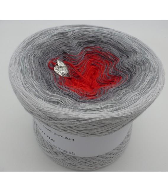 Silberschweif (Queue d'argent) - Couleur à l'intérieur au choix - 4 fils de gradient filamenteux - Photo 21