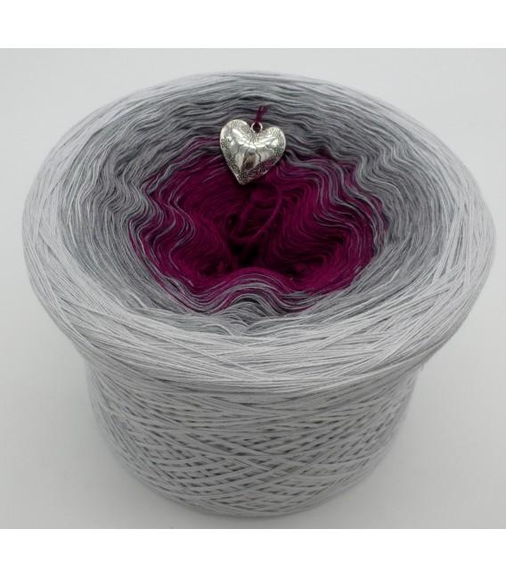 Silberschweif (Queue d'argent) - Couleur à l'intérieur au choix - 4 fils de gradient filamenteux - Photo 23