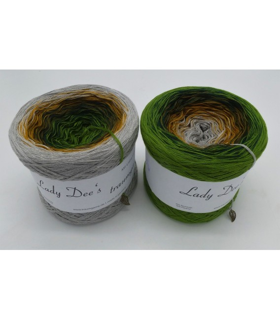 Colorful - 4 ply gradient yarn - image 1