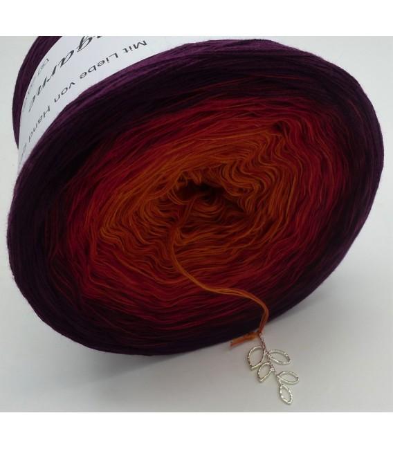 Herbstsonate (Autumn Sonata) - 4 ply gradient yarn - image 3