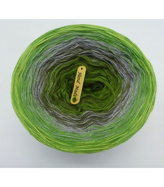 Wald der Feen (Forest of the fairies) - 4 ply gradient yarn - image 3