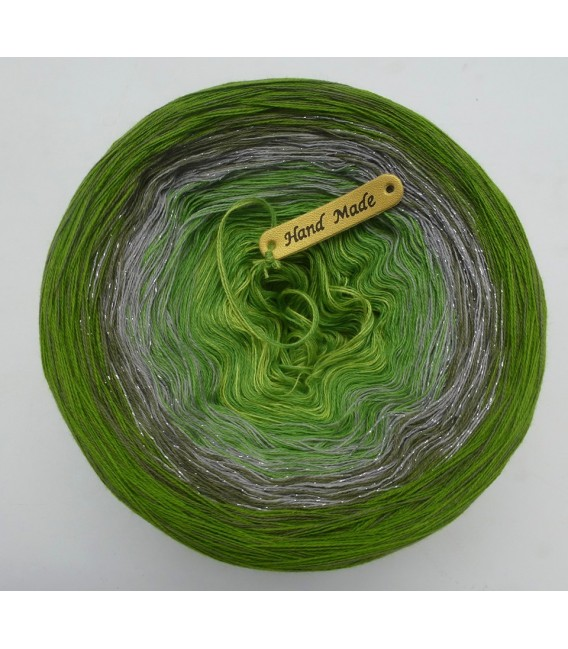 Wald der Feen (Forest of the fairies) - 4 ply gradient yarn - image 5