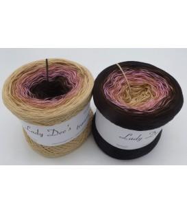 Glamourös (Glamorous) - 4 ply gradient yarn - image 1
