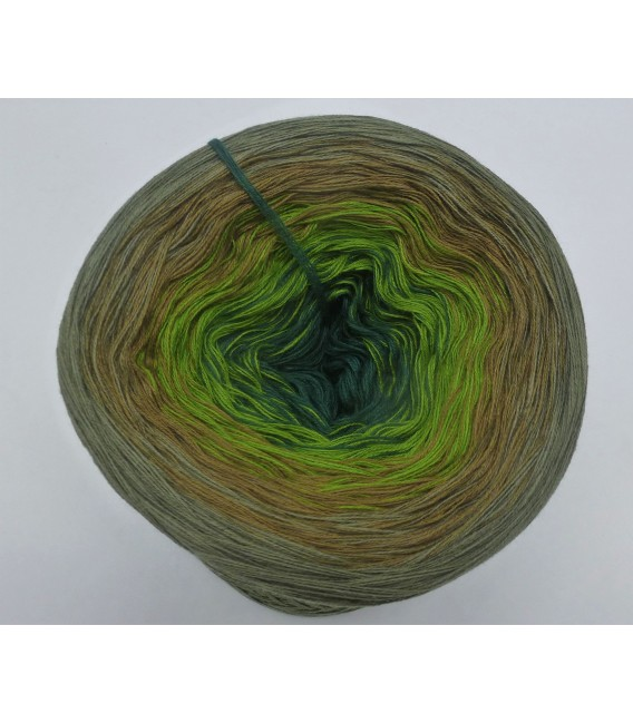 Tannenzweig (Firs branch) - 4 ply gradient yarn - image 3
