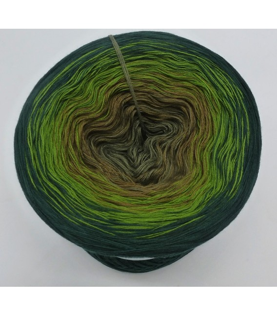 Tannenzweig (Firs branch) - 4 ply gradient yarn - image 5