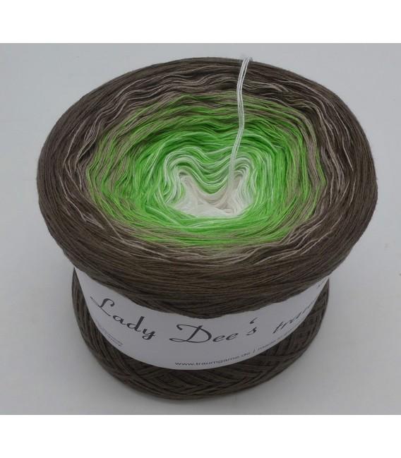 Waldzauber (Forest magic) - 4 ply gradient yarn - image 2