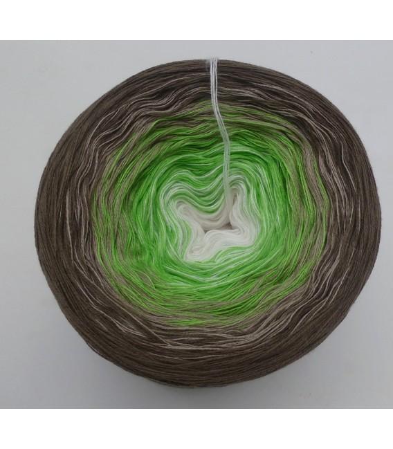 Waldzauber (Forest magic) - 4 ply gradient yarn - image 3