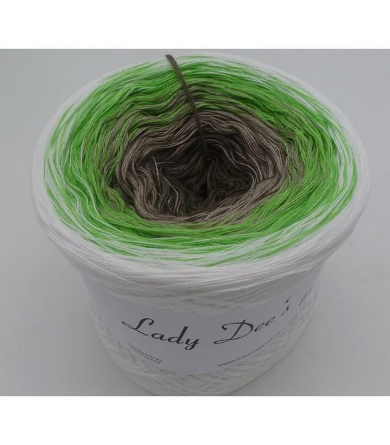 Waldzauber (Forest magic) - 4 ply gradient yarn - image 4