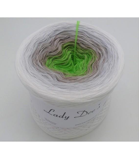 Apfelbäumchen (Apple tree) - 4 ply gradient yarn - image 4