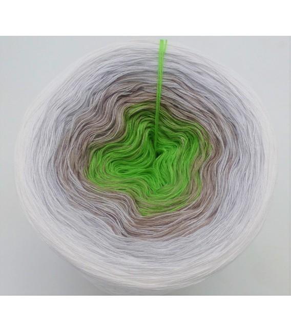 Apfelbäumchen (Apple tree) - 4 ply gradient yarn - image 5
