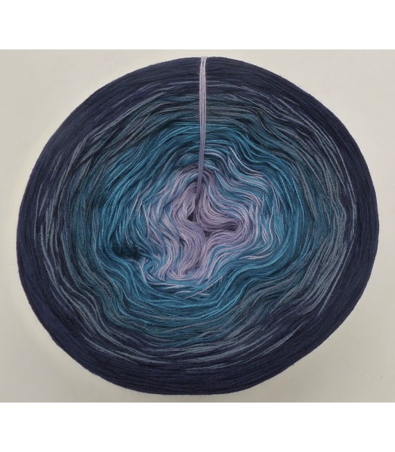 Midnight Sky - 4 ply gradient yarn - image 3