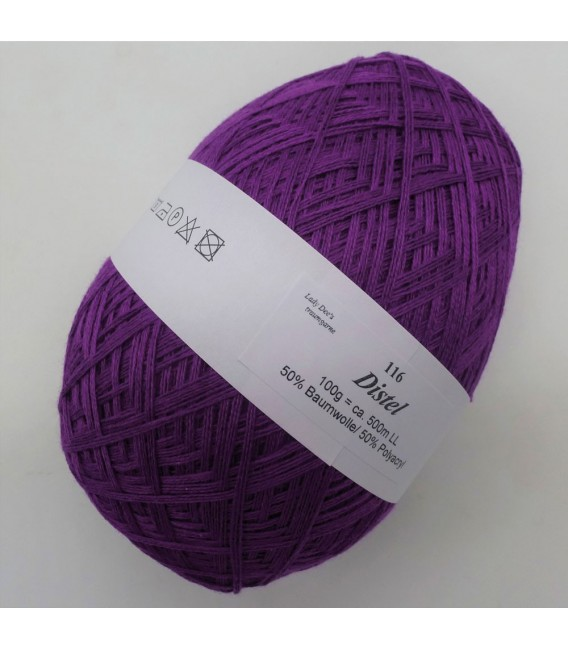 Lady Dee's Lace yarn - thistle - image 1
