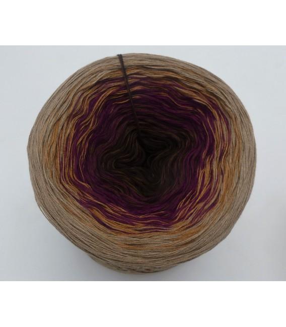 Geheimnisvolle Aura (Mysterious aura) - 4 ply gradient yarn - image 3