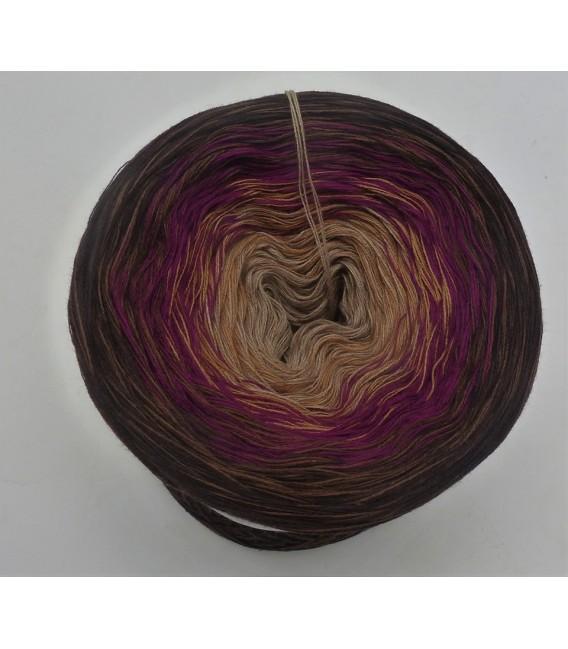 Geheimnisvolle Aura (Mysterious aura) - 4 ply gradient yarn - image 5