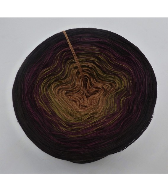 Melancholy - 4 ply gradient yarn - image 5