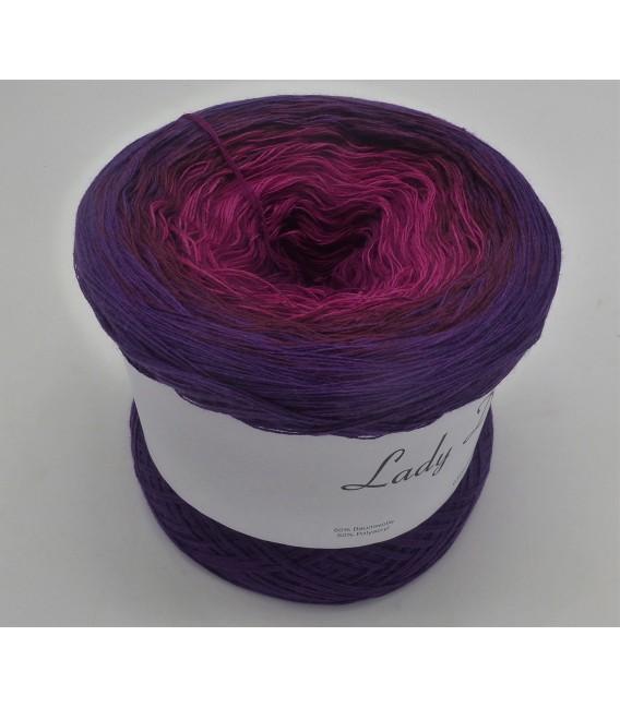 Wildes Verlangen (Wild desire) - 4 ply gradient yarn - image 2