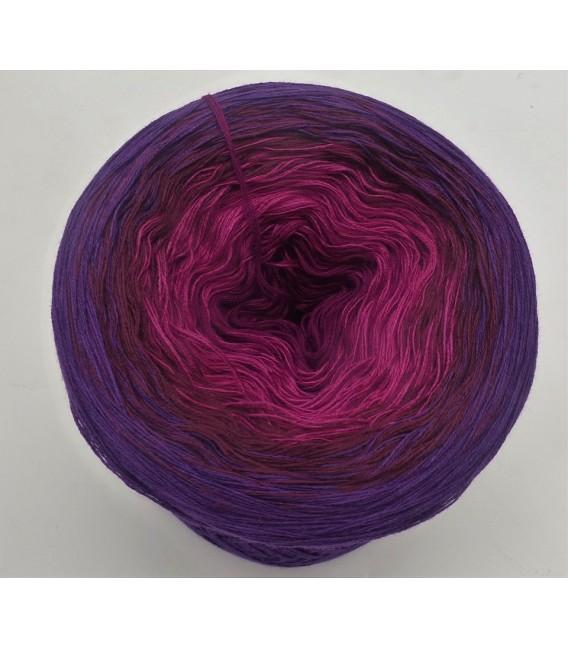 Wildes Verlangen (Wild desire) - 4 ply gradient yarn - image 3