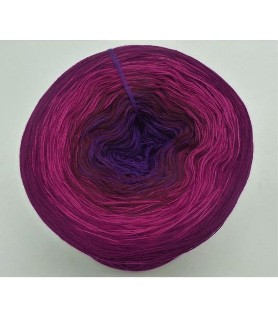 Wildes Verlangen (Wild desire) - 4 ply gradient yarn - image 5