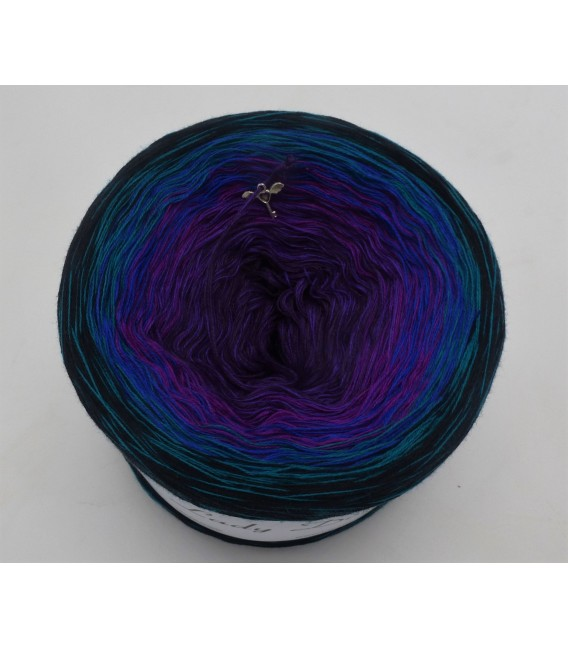 Dunkle Sehnsucht (Sombre désir) - 4 fils de gradient filamenteux - Photo 5