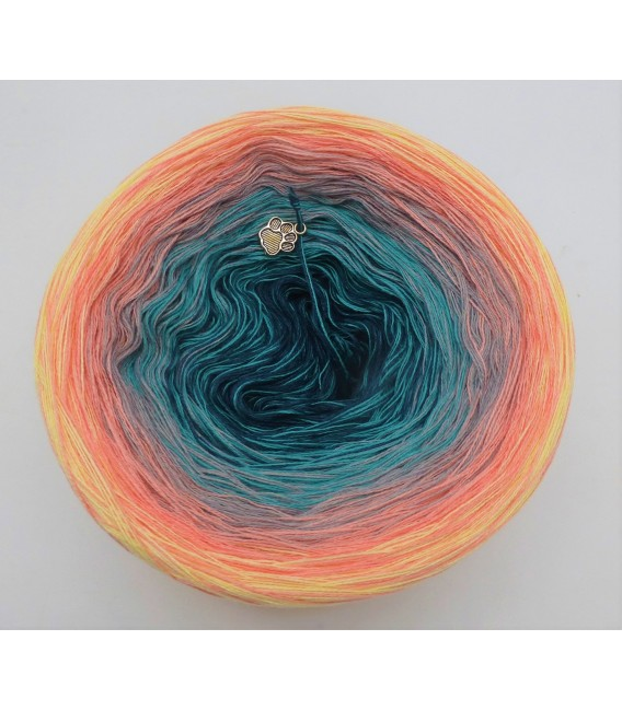 August Bobbel 2019 - 4 ply gradient yarn - image 5