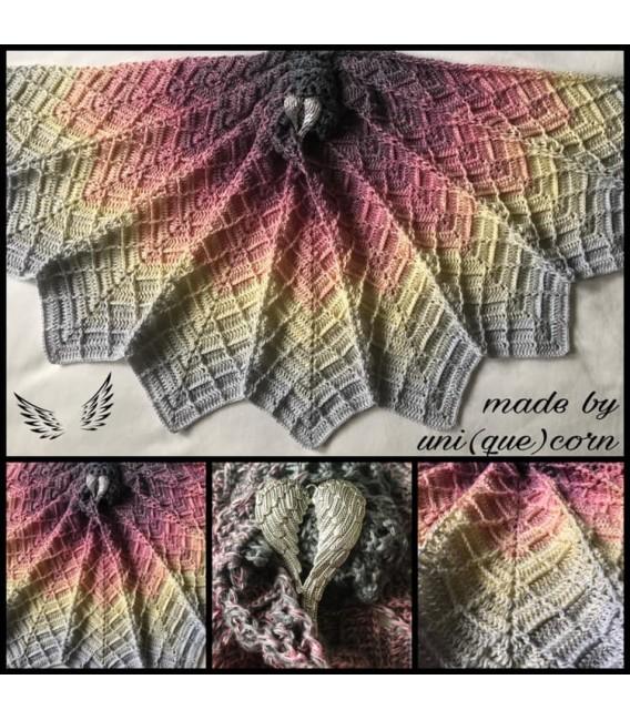 Farbverlaufsgarn 4-fädig Oase der Schutzengel - 4-fädig 4