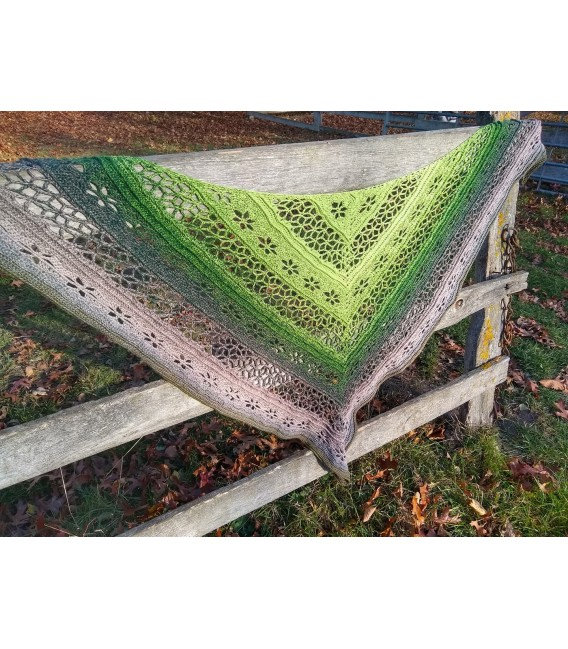 Naturgewalt (forces of nature) - 4 ply gradient yarn - image 10