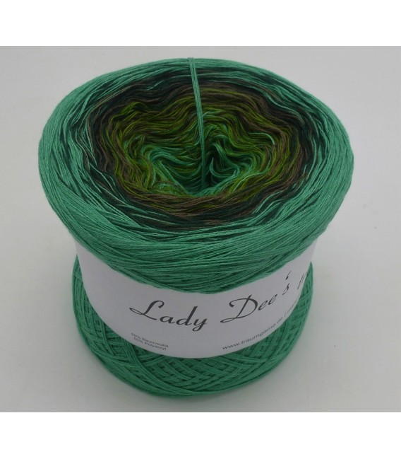 Mystic Forest - 4 ply gradient yarn - image 1