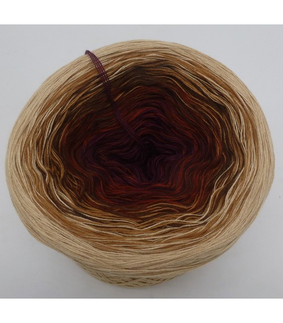 Maskenball (masked ball) - 4 ply gradient yarn - image 3
