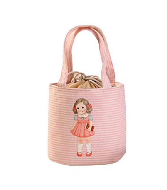 Utensilo - bobbel bag round with drawstring - girl - image 2