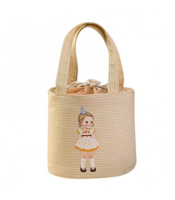 Utensilo - bobbel bag round with drawstring - girl - image 4