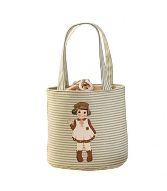 Utensilo - bobbel bag round with drawstring - girl - image 5