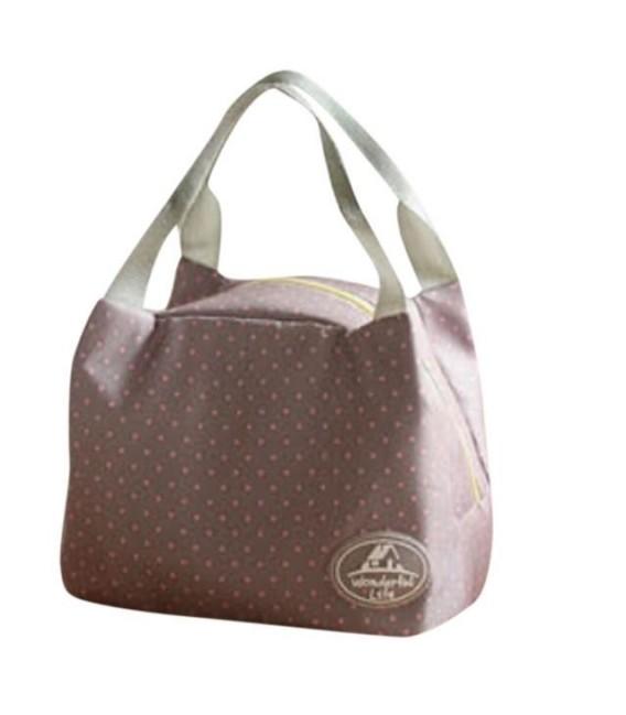 Utensilo bobbel bag square with zipper - image 3