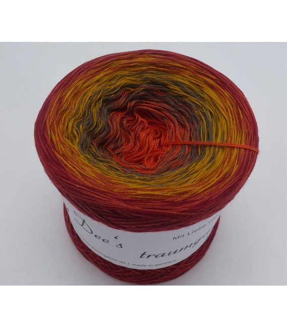 Herbstbeginn (Autumn beginning) - 4 ply gradient yarn - image 2