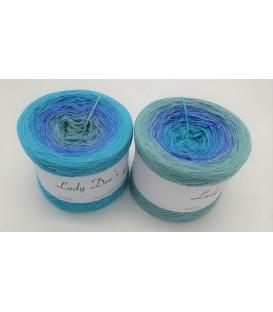 Wasserspiele - 4 ply gradient yarn