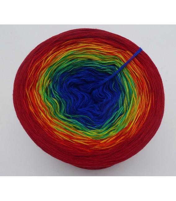 Crazy Girl - 4 ply gradient yarn - image 3