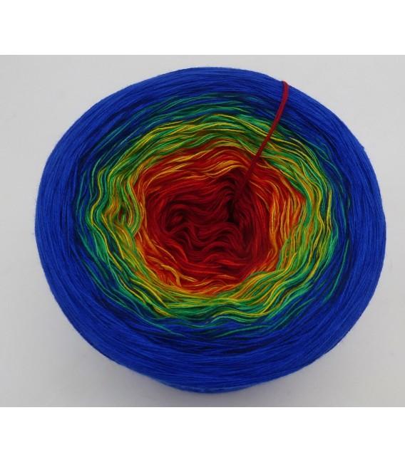 Crazy Girl - 4 ply gradient yarn - image 5