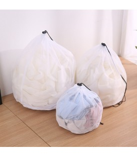 laundry bag with drawstring - image 1